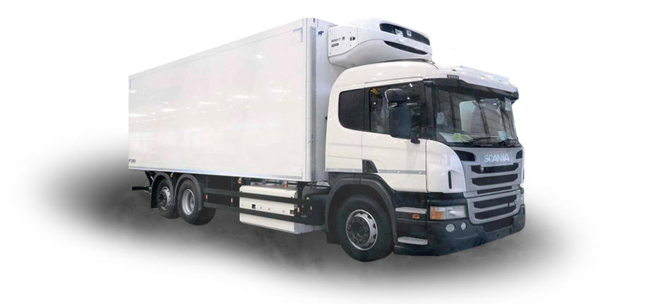 Scania, Рефрижиратор