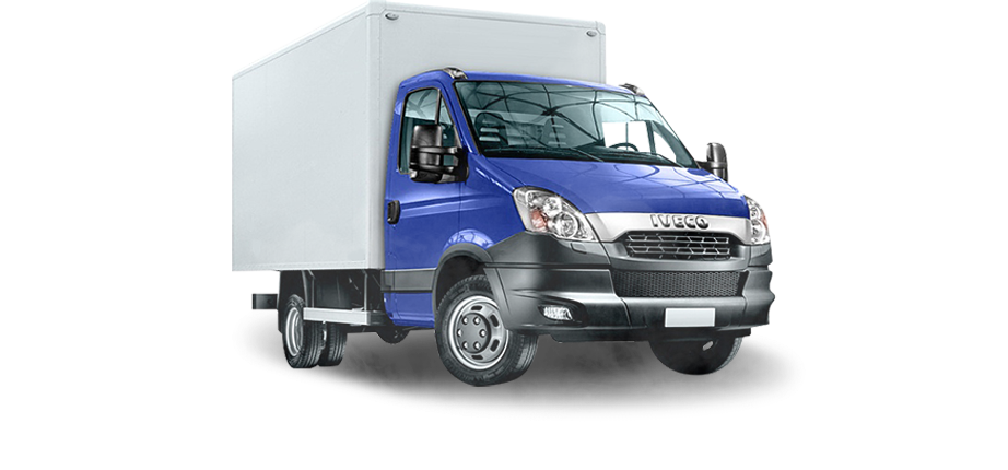 IVECO DAILY 50С15, Промтоварный фургон