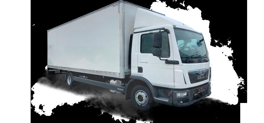MAN TGL, Промтоварный фургон